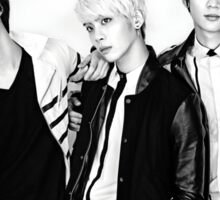 Shinee's Back! Sticker