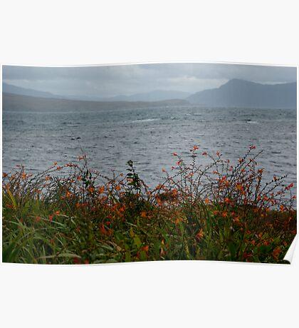 Misty Loch Poster
