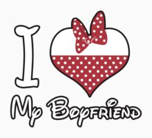 I Love My Boyfriend by daleos