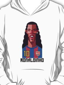 Ronaldinho Football Soccer Barcellona Barcelona calcio  T-Shirt