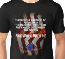 Twin Peaks Fire Walk With Me Tee Unisex T-Shirt