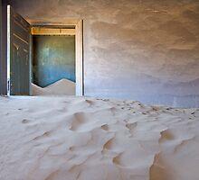 Sands of Time - Kolmanskop Namibia by Beth  Wode