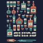 The Shins by Whiteland