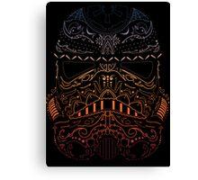 StormCandyNeonTrooper Canvas Print