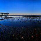 Scarness sunset by Peter Doré