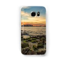 Sunset from Bradley's Head Samsung Galaxy Case/Skin