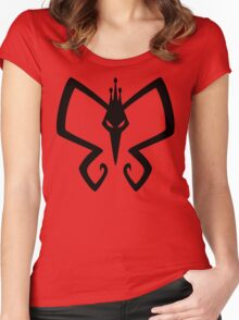 The Monarch! Women's Fitted Scoop T-Shirt