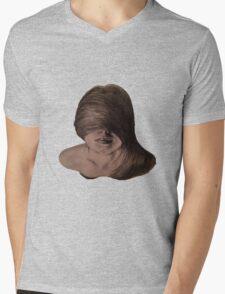 Hidden Mens V-Neck T-Shirt