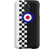 SKA RETRO Samsung Galaxy Case/Skin