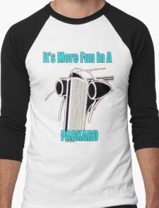 It's More Fun In A Parkard Men's Baseball ¾ T-Shirt