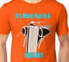 It's More Fun In A Parkard Unisex T-Shirt