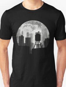 Four Ninjas - WHITE Unisex T-Shirt