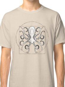 Vintage Octopus Classic T-Shirt
