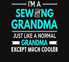 Sewing Grandma Is Much Cooler Women's Relaxed Fit T-Shirt