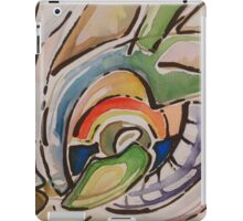 Watercolor abstraction iPad Case/Skin