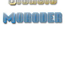 daft punk Giorgio Moroder by gamcowan