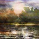 Along the Riverside by Stefano Popovski