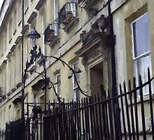 GeorgianTerrace, Bath by GraemeHeddle