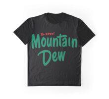 Vintage Mountain Dew Logo Graphic T-Shirt