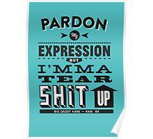 Pardon Me... Poster