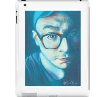Blue Boy iPad Case/Skin