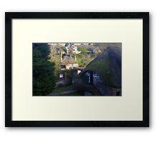 Cockington Framed Print