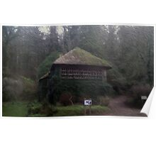 The Gamekeeper's Cottage Poster