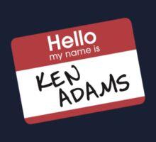 Hello My Name Is... Ken Adams | Friends by ImEmmaR