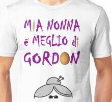 Masterchef - Mia Nonna E' Meglio Di Gordon Ramsay Unisex T-Shirt