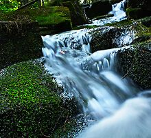 Zig Zag Mountain Stream by Nazareth
