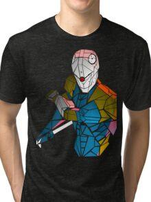 Number One Fan Tri-blend T-Shirt