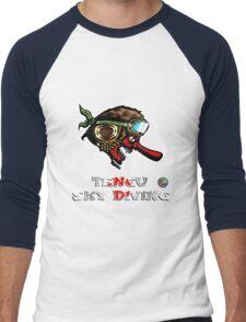 Tengu Sky Diving Men's Baseball ¾ T-Shirt
