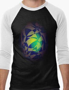 Green Egg 2 Men's Baseball ¾ T-Shirt