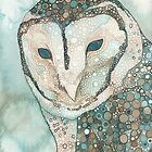 Masked Owl by Tamara Phillips