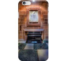 Lady Chapel Organ iPhone Case/Skin