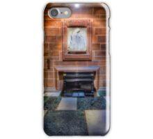 Lady Chapel Organ iPhone Case/Skin