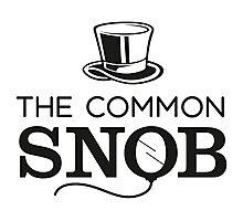 The Common Snob Photographic Print