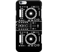 Pegasi DiskPlayer Mixer (Electronic TurnTable) iPhone Case/Skin