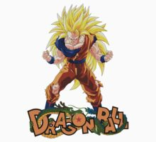Dragon Ball Goku ssj3 (Logo) by falcon333