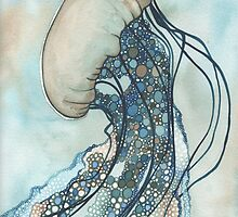 Jellyfish Two by Tamara Phillips