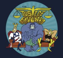 The Justice Friends Kids Clothes