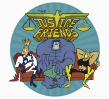 The Justice Friends by kalilak