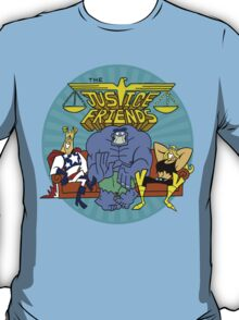 The Justice Friends T-Shirt