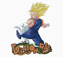 Dragon Ball Vegeku ssj (Logo) by falcon333