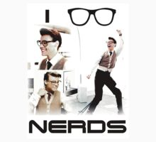 "1D ""Nerds"" featuring Marcel from Best Song Ever by laufeyson"