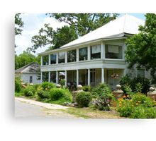 Mega Porches Canvas Print