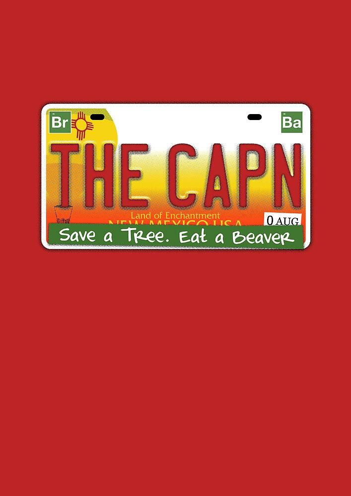 Cap'n Cook by drsimonbutler