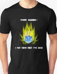 Super Sayian Dice Unisex T-Shirt