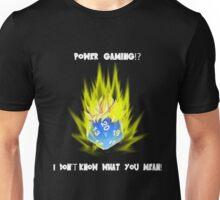 Super Sayian Dice Unisex T-Shirt