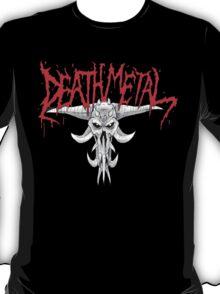 Death Metal Demonic-Skull T-Shirt